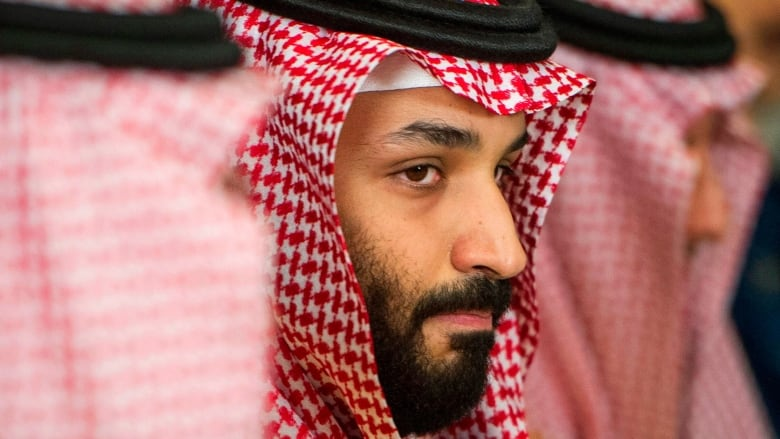 Canada cannot yield to Saudi Arabia's deranged overreaction