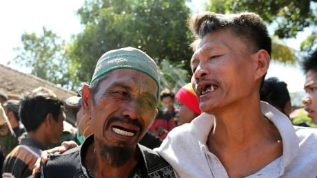 Indonesia Earthquake Photo Gallery