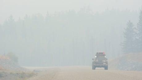 Dease Lake smoke