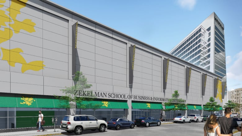 St Clair College Names Business School After Zekelman Family Cbc News