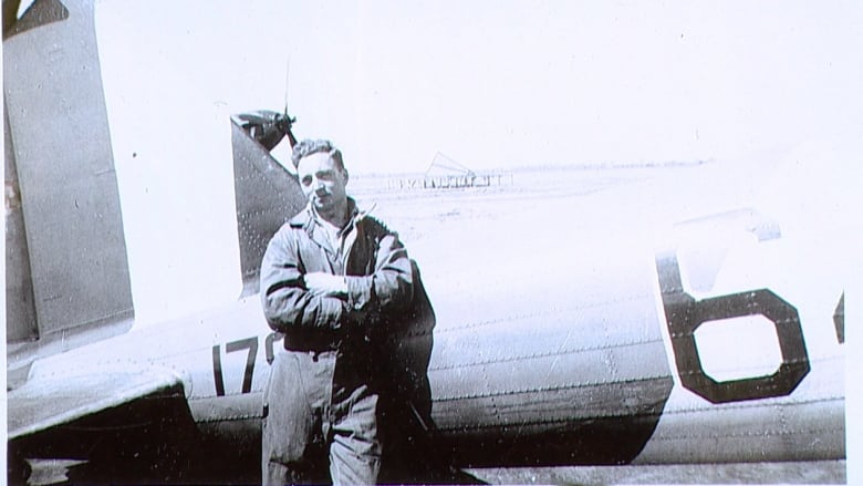 You just loved talking to him': WW II vet remembered in