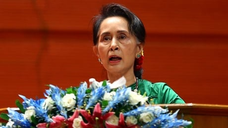Suu Kyi's office rebuffs attempt by ICC to investigate Rohingya crisis