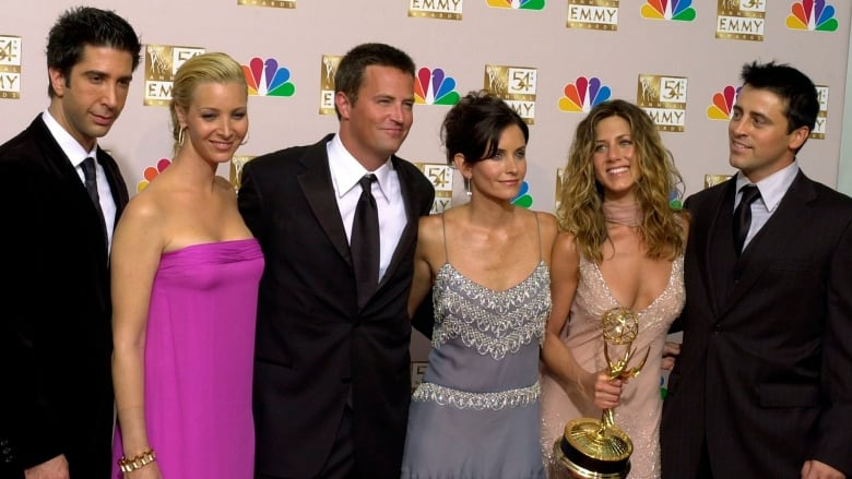 Could she be any more clear? Friends co-creator says reunion