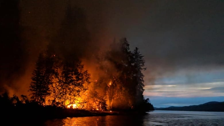 b c wildfires 2018 fire season shaping up to be more intense than
