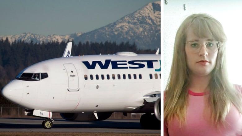 WestJet passenger says she was 'in shock' after gate agent outed her as transgender