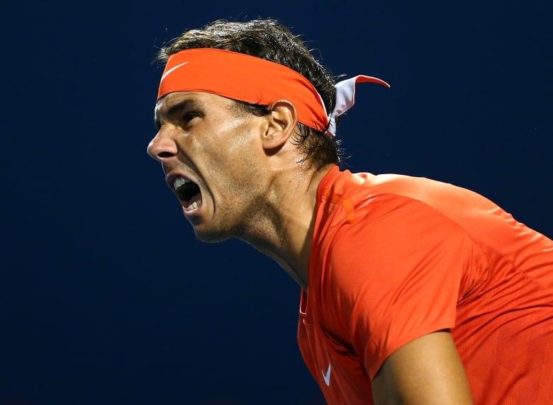 Nadal topples birthday boy Tsitsipas in Toronto final