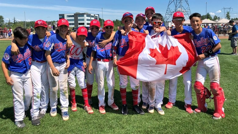 Whalley's World: B C  team heading to Little League World
