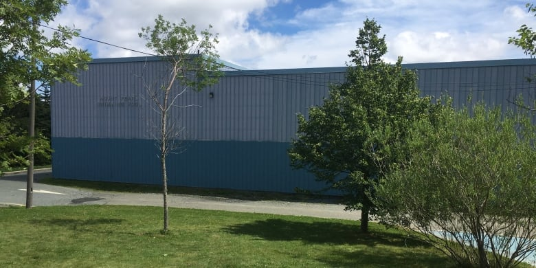 Mount Pearl Has High Tech Hopes For Former City Swimming Pool Cbc News