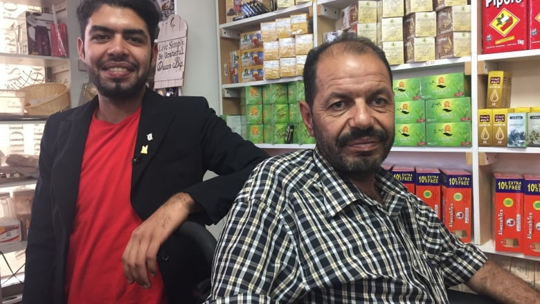 Circle of Giving Among Syrian Refugees Helps Launch New Halal Shop