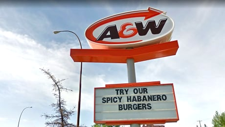 Alberta A&W criticized after stopping customer from buying meal for Indigenous senior