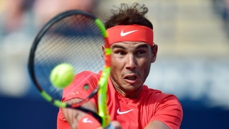 Tsitsipas's fairy tale comes to an end as Nadal wins Rogers Cup