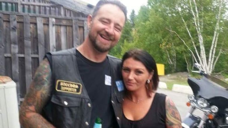 Shooting victim's biker past not connected to his death, family says