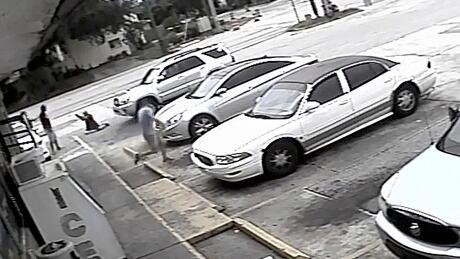 Parking Dispute Shooting