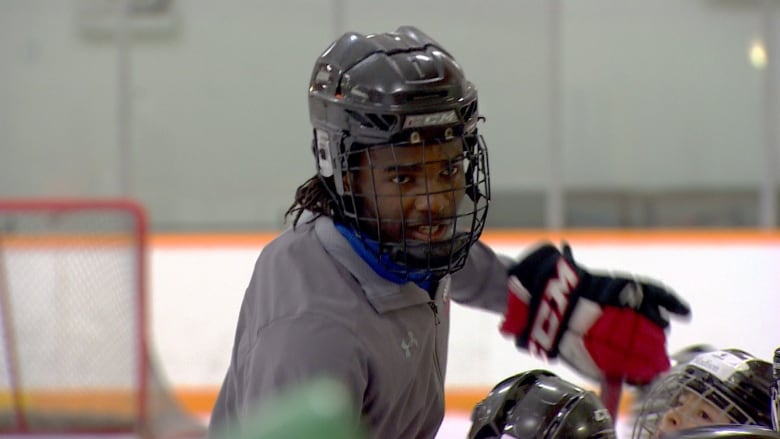 Puck Luck From The Streets Of Haiti To Teaching At Edmonton Oilers