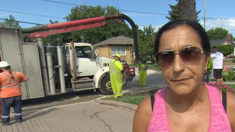 Homeowners demand answers from city after 2nd basement flood in 5 years | CBC