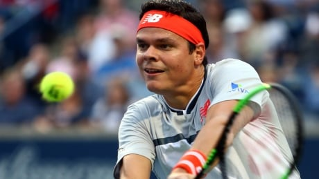 Milos Raonic moves easily into 2nd round in Cincinnati