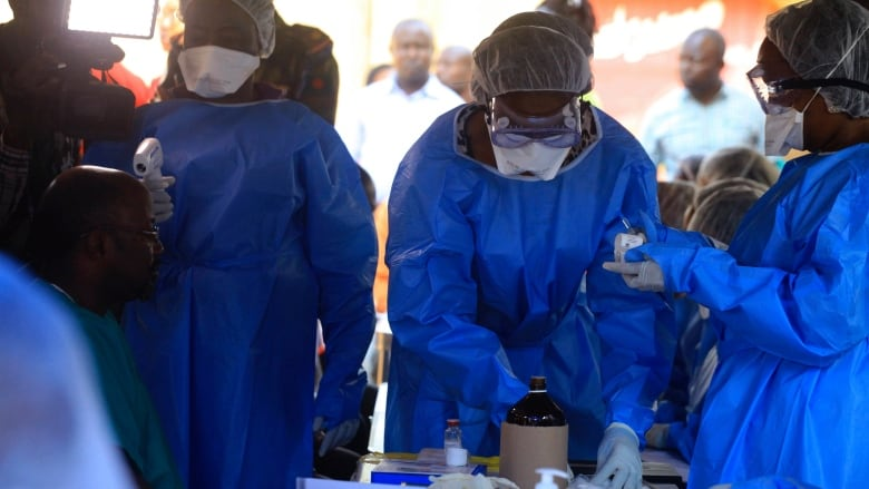 Outbreak: Fighting Ebola in a conflict zone - Democratic Republic of the Congo