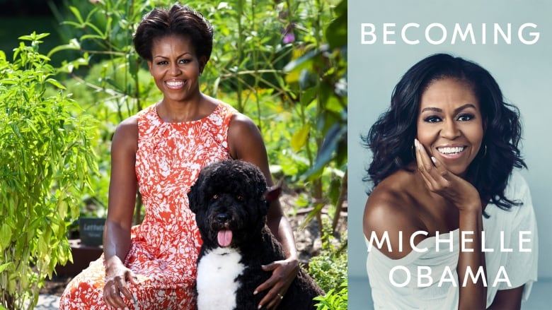 Michelle Obama's New Book, 'Becoming,' Is Flying Off the Shelves
