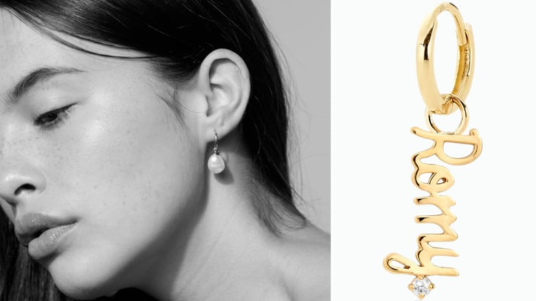 5ddfa69008553a Mismatched statement earrings have been trending ever since Pheobe Philo  put them on the runway at Céline a few years ago. Today, it's more common  than ever ...