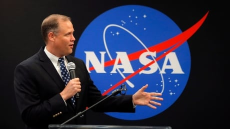NASA administrator says he fully supports Trump's 'Space Force'