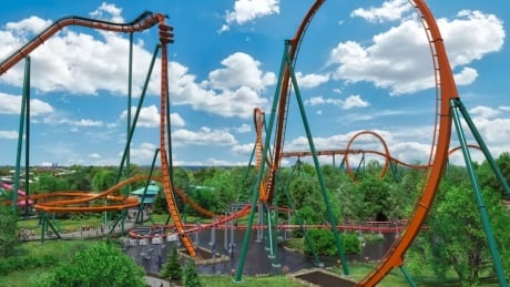 Wild new roller-coaster coming to Canada's Wonderland | CBC