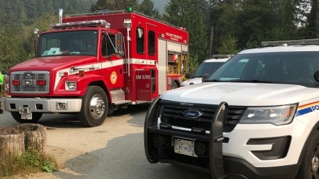 Police on recovery mission after man drowns in Buntzen Lake