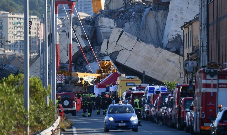 Italy looks for who to blame in Genoa bridge collapse | CBC News