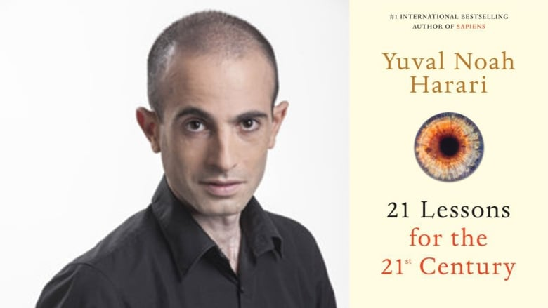 21 Lessons for the 21st Century is Yuval Noah Harari's ...