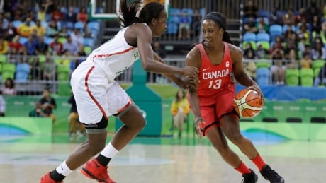 Tamara Tatham 1st Canadian woman on men's pro basketball coaching staff