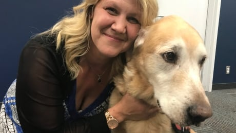 Victim services therapy dog retires after years of devoted service