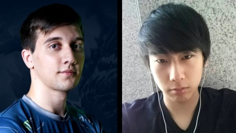 Arteezy and Aui: Hometown heroes seek big money win at Vancouver esports spectacle