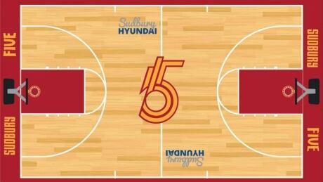 City splitting the cost of new basketball hardwood for Sudbury Five thumbnail