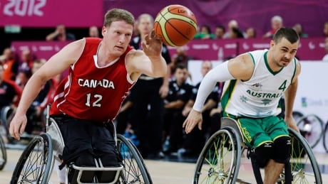 Patrick Anderson back to lead Canada at wheelchair basketball worlds