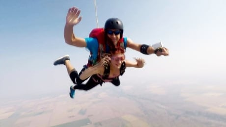 In Your Shoes: Skydiving for the first time is all about facing your biggest fears