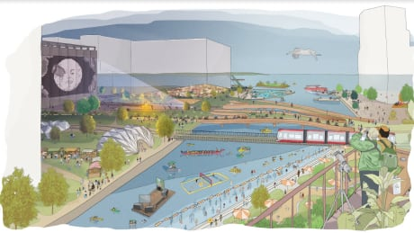 Sidewalk Labs has unveiled its bold vision for Toronto's waterfront. Just don't ask how it'll get built