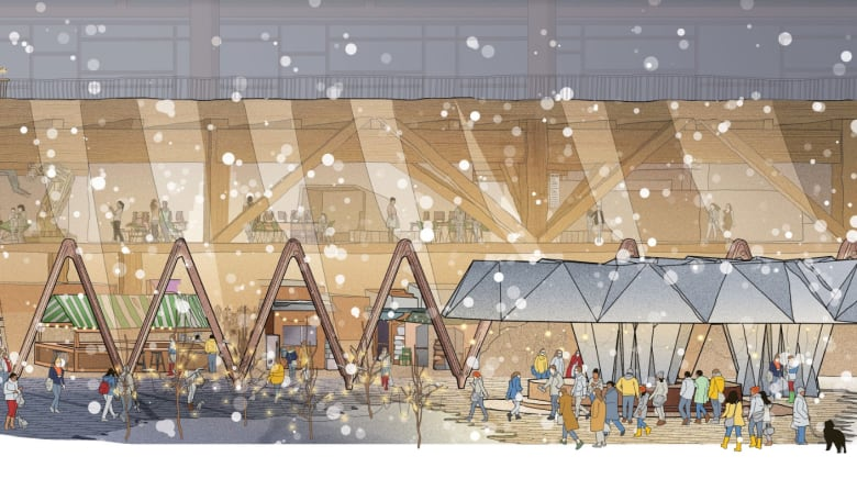 Sidewalk Labs has unveiled its bold vision for Quayside. Just don't ask how it'll get built sidewalk labs building jacket