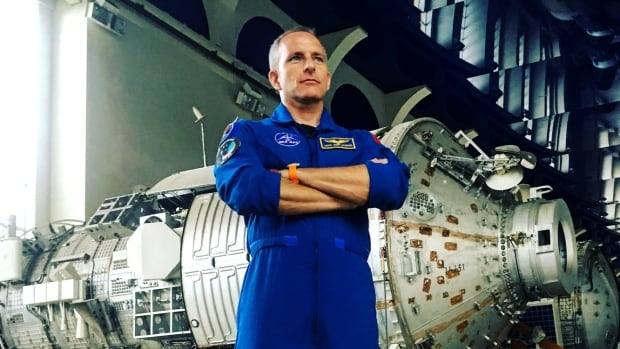 Bad feelings between Canada and Russia don't matter in space, says astronaut David Saint-Jacques | CBC News