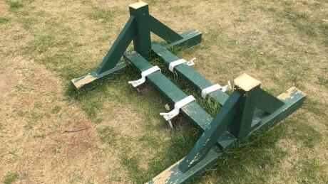 Jinnah Park sign