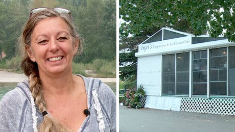 She nearly lost it all, but now her 21-year-old cafe will be moving to a new home nearby | CBC