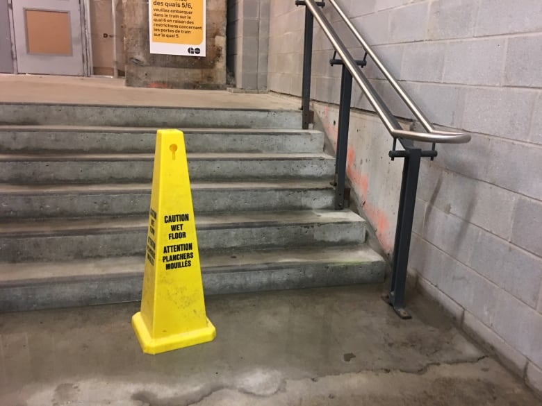 Flooding recedes at Union Station, Line 3 reopens, after
