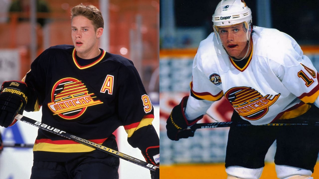 51041982 'I was just pinching myself': Graphic designer reflects on fan-favourite  Canucks jersey he designed | CBC News