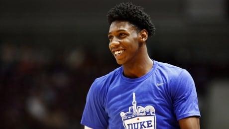 Mature, battle-tested Barrett ready for spotlight of Duke basketball thumbnail