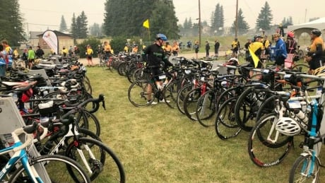 Enbridge Ride to Conquer Cancer cancelled due to poor air quality from smoke | CBC
