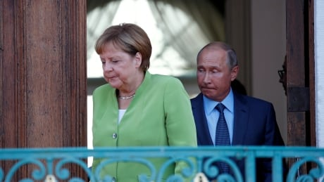 GERMANY-RUSSIA/