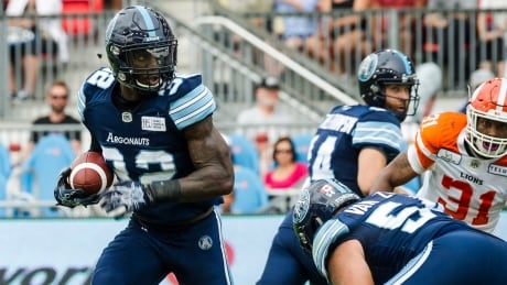 James Wilder Jr. leads Argos to comeback win against Lions