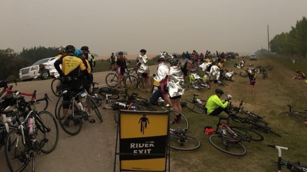 Enbridge Ride to Conquer Cancer cancelled due to poor air quality from smoke