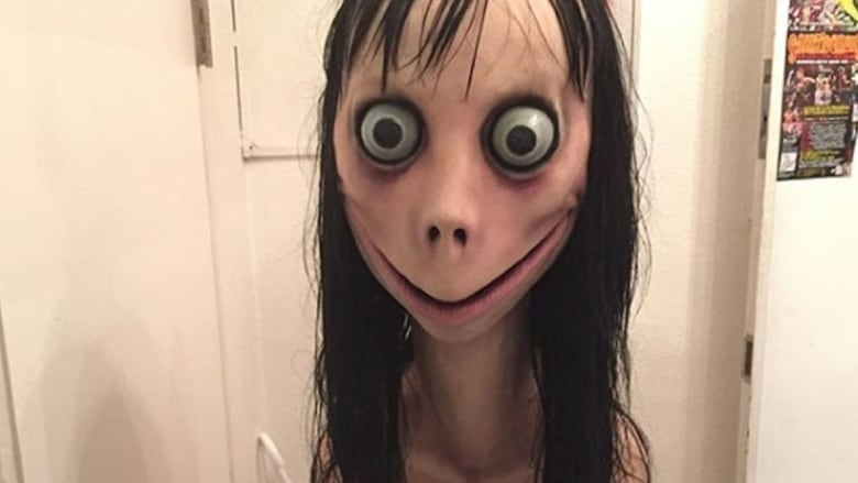 When Did Parents Get So Scared >> Parents Spreading The Fear To Their Kids Over Momo Challenge Cbc