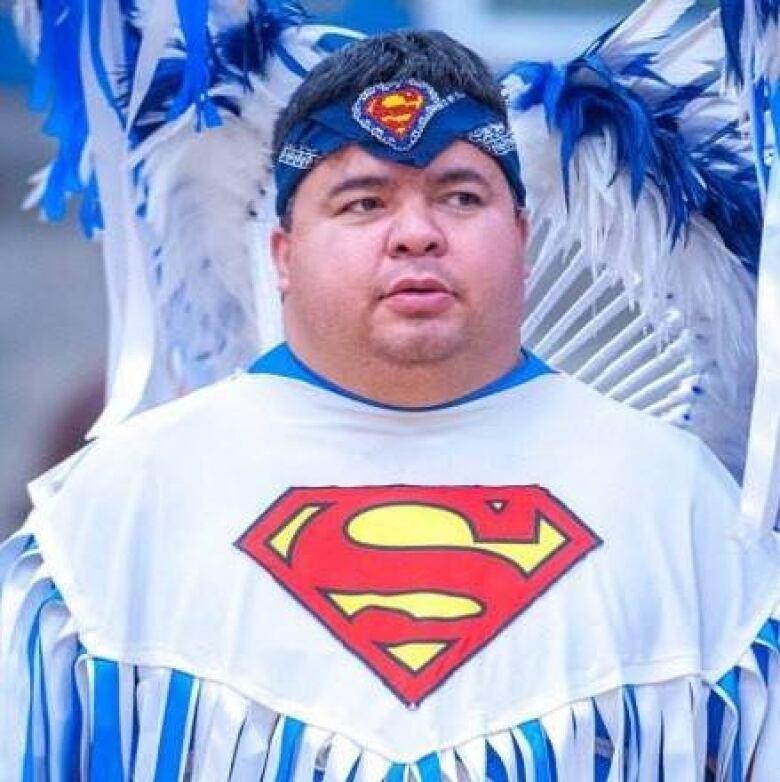 Kamloops Man Says Powwow Dancing Saved His Life