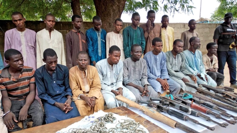 Boko Haram 'Kills 63 People' In Borno State