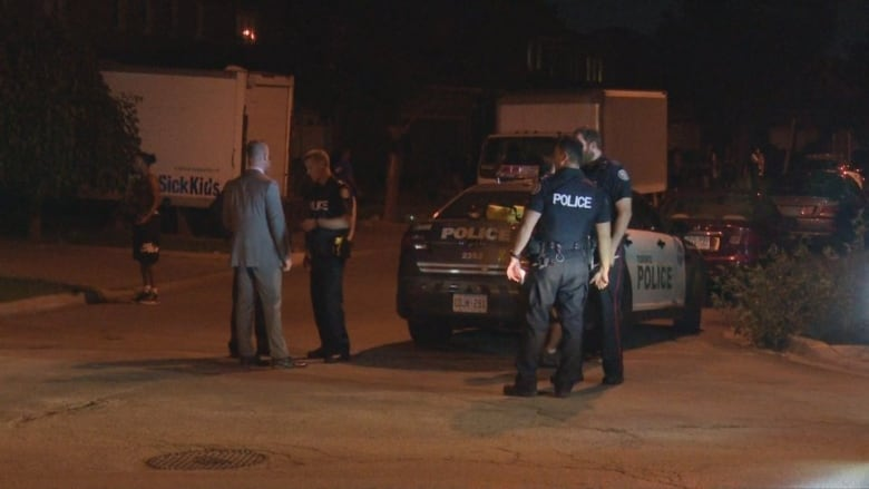 Paramedics Say The Victim Lost A Lot Of Blood After Being Shot Dave Ritchie CBC